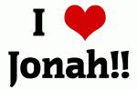 I Love Jonah!!