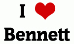 I Love Bennett