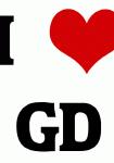 I Love GD