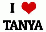 I Love TANYA