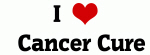 I Love   Cancer Cure