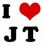 I Love J T