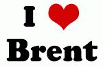 I Love Brent