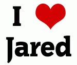 I Love Jared