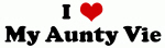 I Love My Aunty Vie