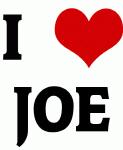 I Love JOE