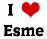 I Love Esme