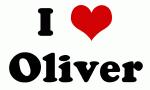 I Love Oliver