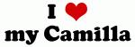 I Love my Camilla
