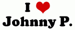 I Love Johnny P.