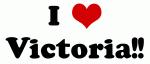 I Love Victoria!!