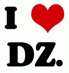 I Love DZ.