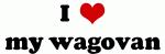 I Love my wagovan