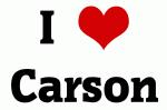 I Love Carson