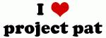 I Love project pat