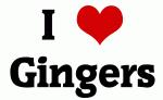 I Love Gingers