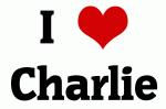 I Love Charlie