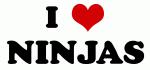 I Love NINJAS