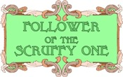 Follower of the scruffy one