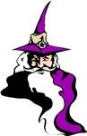 Mischevous Wizard