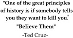Ted Cruz Believe Them