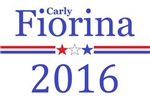 Carly Fiorina stars and stripes