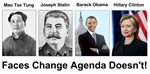 Faces Change Agenda Doesn't