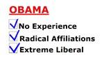 Obama Checklist