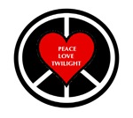 Twilight peace love
