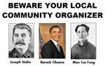 Beware community organizer