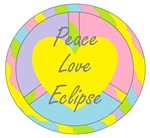 Peace Love Eclipse