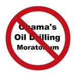 Anti Oil Moratorium