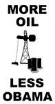 More Oil Less Obama