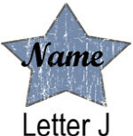 Blue Star names - Letter J