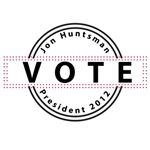Vote Jon Huntsman 2012