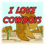 I Love Cowboys #3