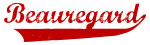 Beauregard (red vintage)