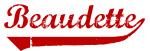 Beaudette (red vintage)