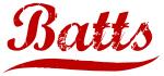 Batts (red vintage)