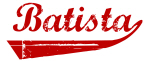 Batista (red vintage)