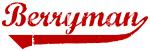 Berryman (red vintage)