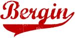 Bergin (red vintage)