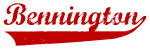 Bennington (red vintage)