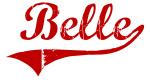 Belle (red vintage)