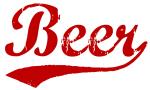 Beer (red vintage)