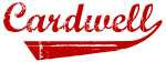 Cardwell (red vintage)