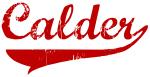 Calder (red vintage)