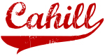 Cahill (red vintage)
