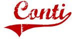 Conti (red vintage)