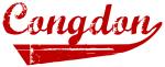 Congdon (red vintage)